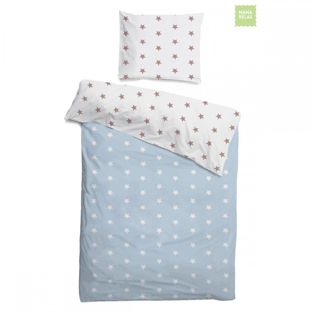 Детское постельное бельё 120х60 Молочный шоколад