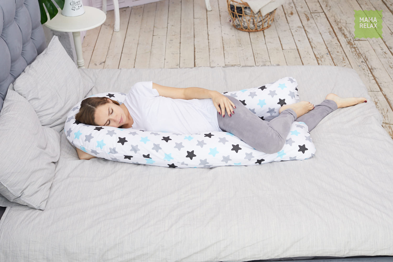 Подушка  для беременных U340 Прянички нежные