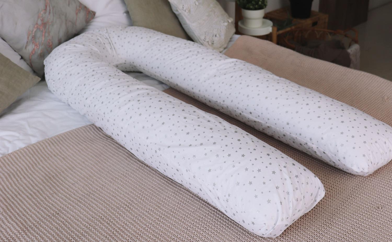 Подушка для беременных U340 Звездочка на белом