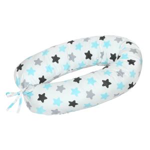 Подушка для беременных бумеранг  Прянички нежные
