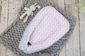 Гнездышко для новорожденного - Сонная звездочка