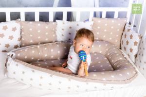 Гнездышко для новорожденного - Доброе утро