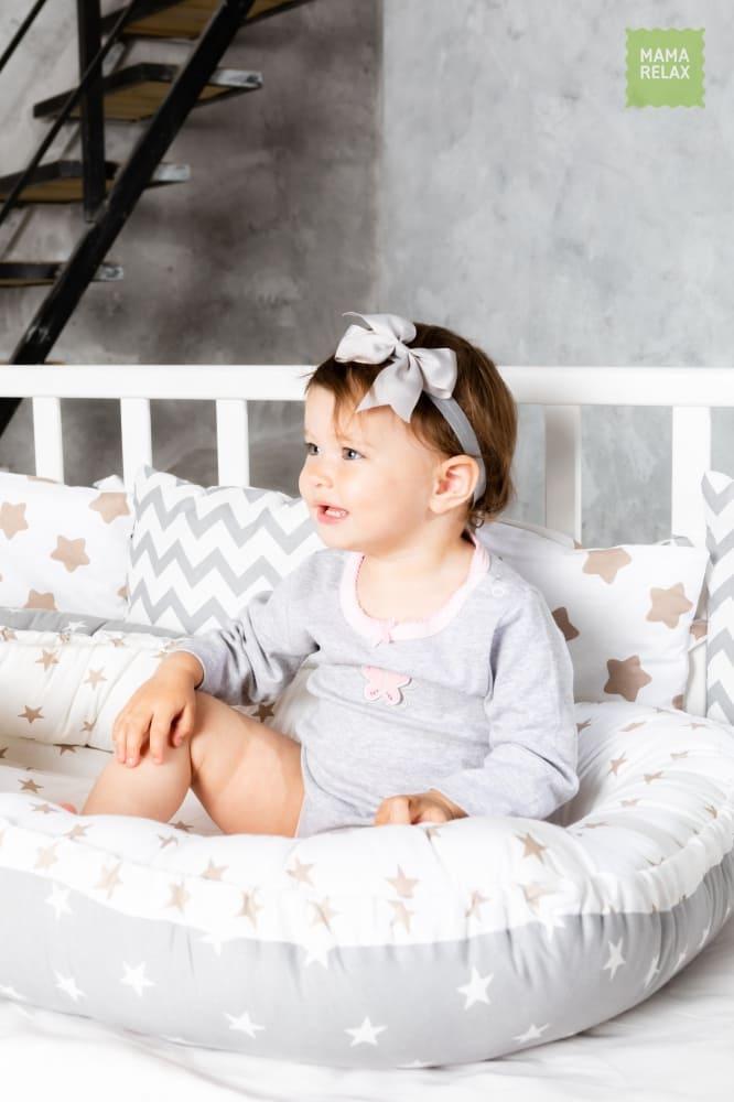 Гнездышко для новорожденного - Молочный шоколад