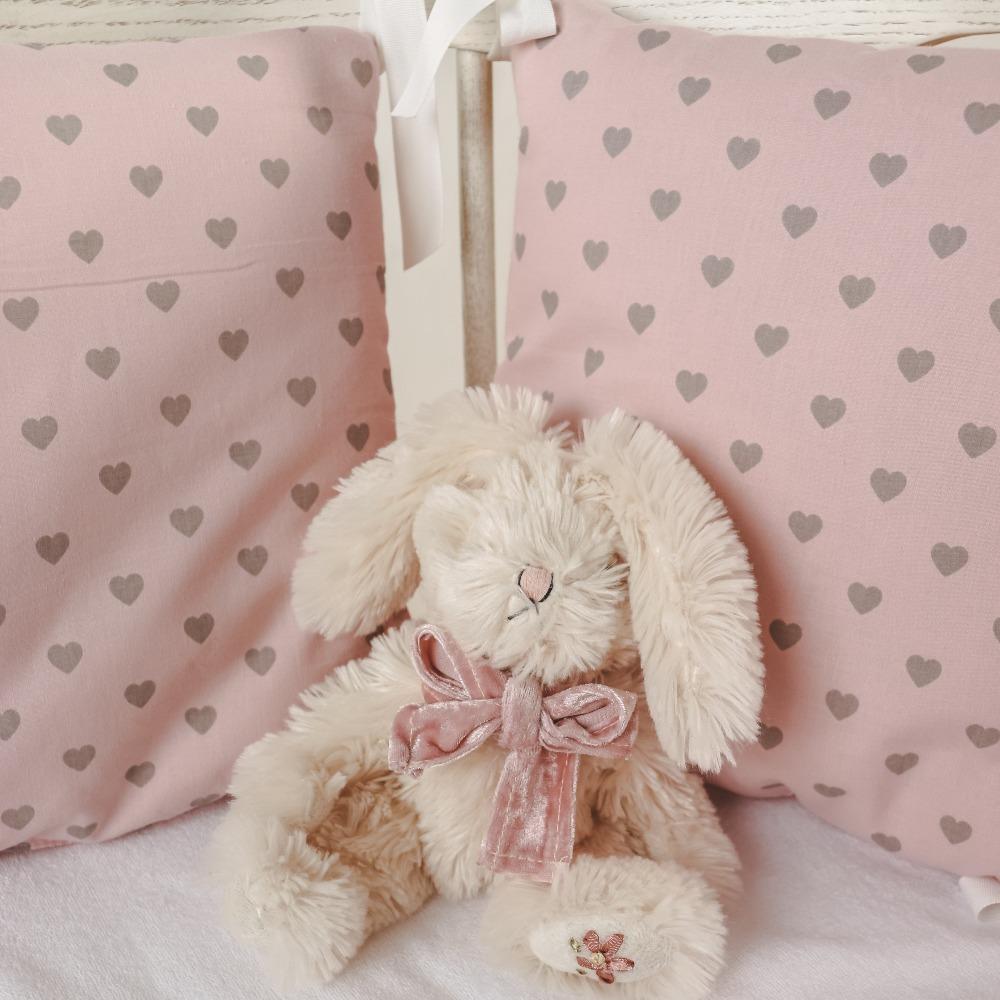 Детские бортики в кроватку 12шт - MIX№1