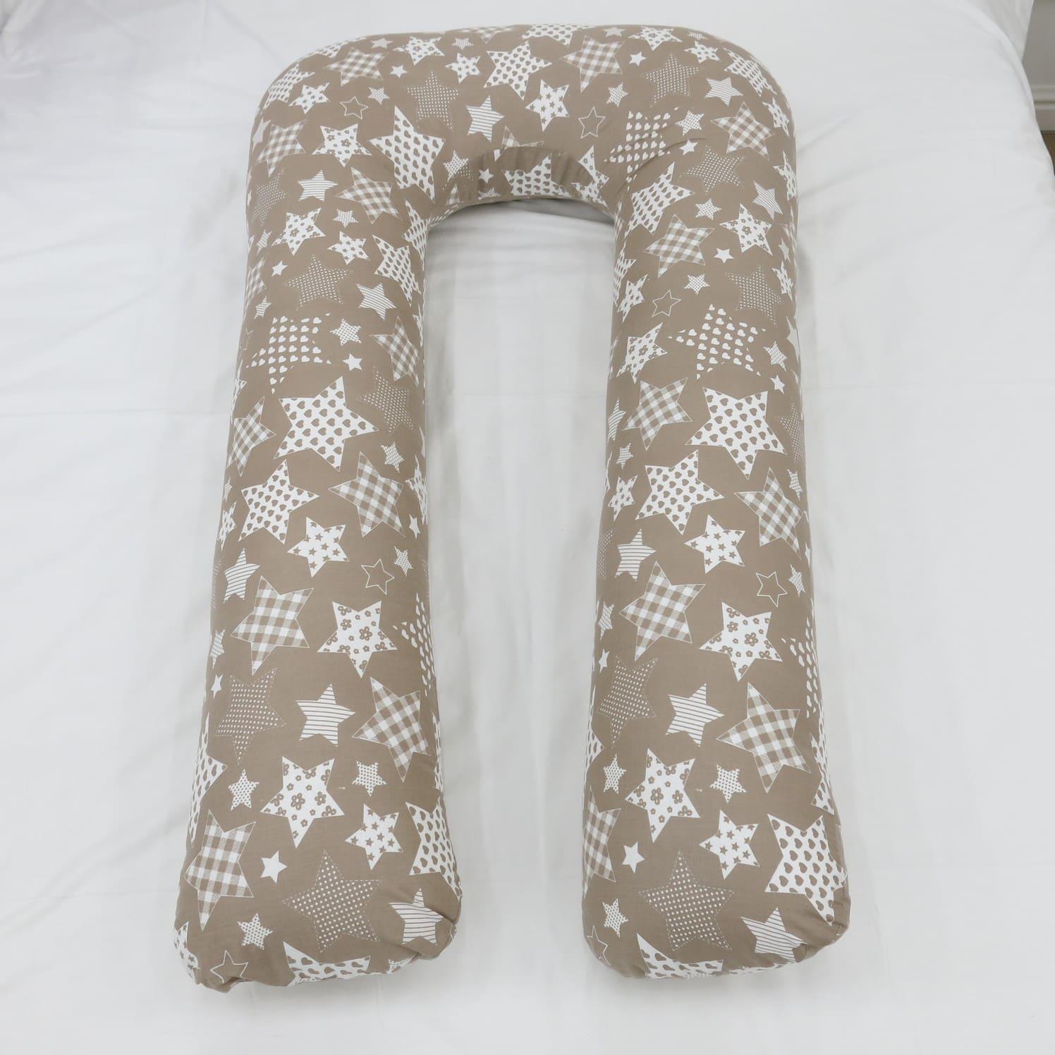 Подушка для беременных U XXL Нежные звезды