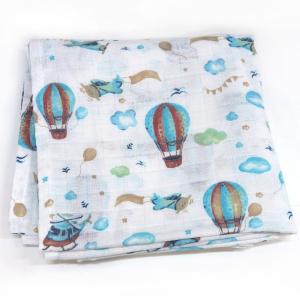 Муслиновые пеленки - Воздушное приключение